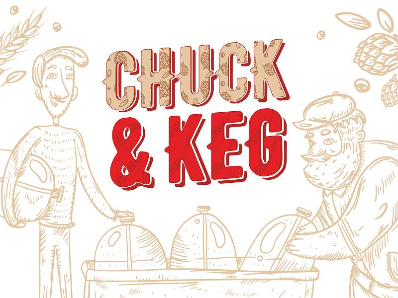 chuck-keg